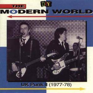 Modern World - U.K. Punk II, The - Cover