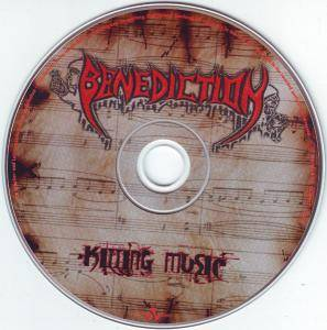 Benediction: Killing Music (CD + DVD) - Bild 3