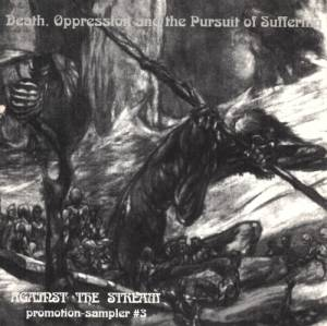 Cover - 3rd Statement: ATS 3 - Death, Oppression And The Pursuit Of Suffering