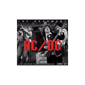 AC/DC: The Document - AC/DC Interview CD And DVD Documentary (Promo-CD + Promo-DVD) - Bild 1