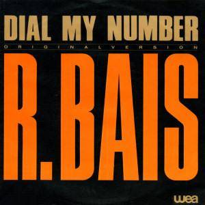 Cover - R. Bais: Dial My Number