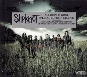 Slipknot: All Hope Is Gone (CD + DVD) - Bild 1