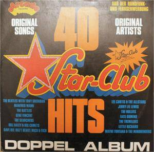 Cover - Lee Curtis & The All Stars: 40 Star Club Hits