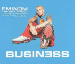 Eminem: Business - Cover