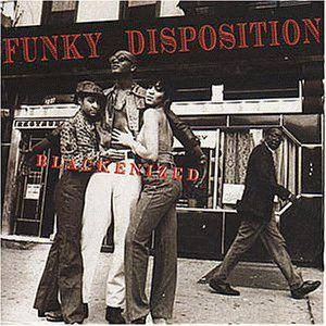 Cover - Hank Ballard: Funky Disposition