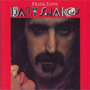 Frank Zappa: Baby Snakes - Cover