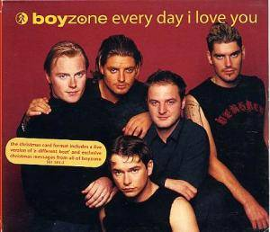 Boyzone: Every Day I Love You - Cover