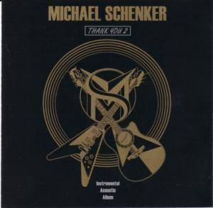 Cover - Michael Schenker: Thank You 2
