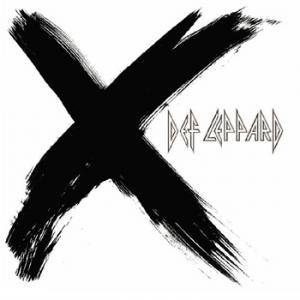 Cover - Def Leppard: X