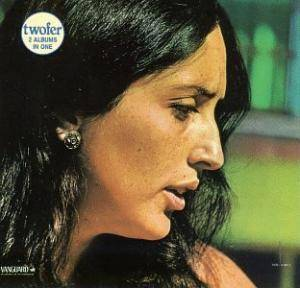 Joan Baez: First 10 Years, The - Cover