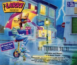 Cover - Double Jam: Larry Präsentiert: Hit Tornado '90/'91