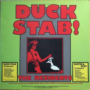 Cover - Residents, The: Duck Stab! / Buster & Glen