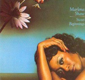 Cover - Marlena Shaw: Sweet Beginnings