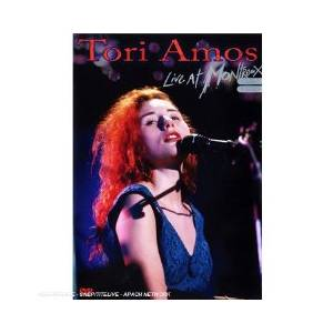 Tori Amos: Live At Montreux 1991 & 1992 - Cover