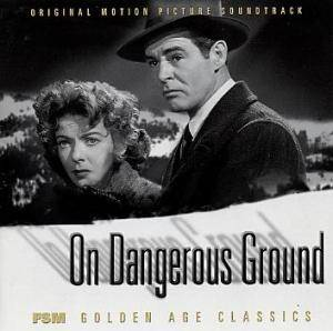 Cover - Bernard Herrmann: On Dangerous Ground