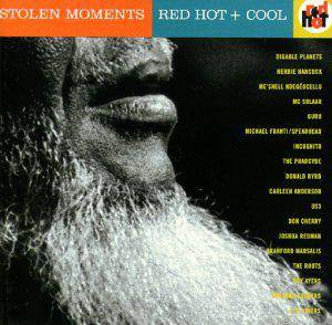 Stolen Moments - Red Hot Cool - Cover