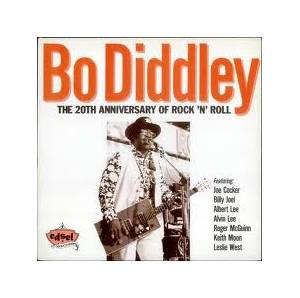Bo Diddley: 20th Anniversary Of Rock'n'Roll, The - Cover