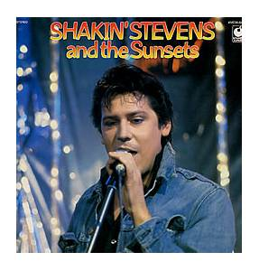 Shakin' Stevens & The Sunsets: Legend, A - Cover