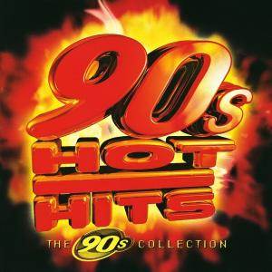 90s Collection - 90s Hot Hits, The - Cover