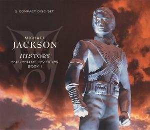 Michael Jackson: HIStory – Past, Present and Future Book I - Cover