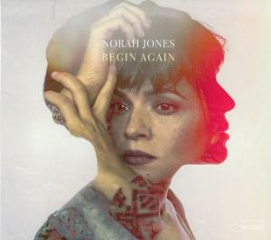 Norah Jones: Begin Again - Cover
