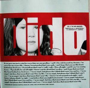 Dido: No Angel (CD) - Bild 8