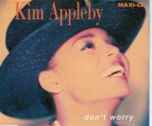 Cover - Kim Appleby: Don't Worry