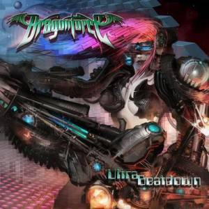 DragonForce: Ultra Beatdown - Cover