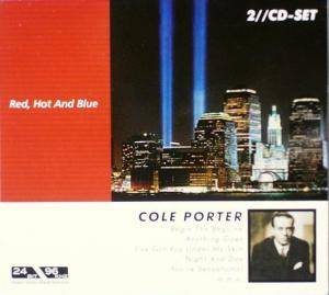 Cover - Jeri Southern: Cole Porter: Red, Hot And Blue
