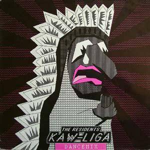 The Residents: Kaw-Liga - Cover