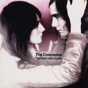 Cover - Concretes, The: You Can't Hurry Love
