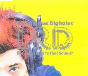 Cover - Les Rythmes Digitales: (Hey You) What's That Sound?