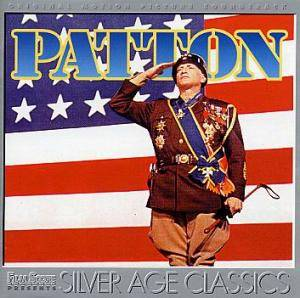 Cover - Jerry Goldsmith: Patton / The Flight Of The Phoenix
