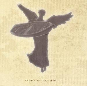 Caspian: Four Trees, The - Cover