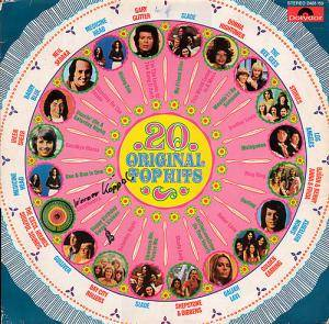 20 Original Top Hits - Cover