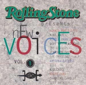 Rolling Stone: New Voices Vol. 01 - Cover