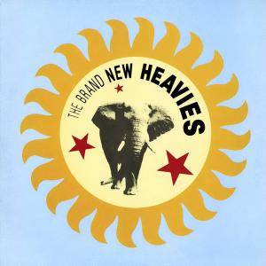 The Brand New Heavies: Brand New Heavies, The - Cover