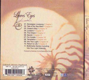 Leaves' Eyes: Lovelorn (CD) - Bild 2