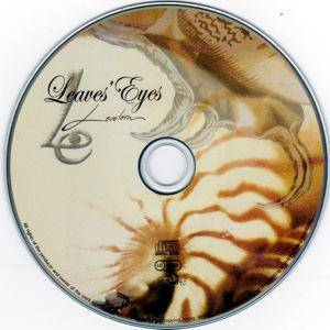 Leaves' Eyes: Lovelorn (CD) - Bild 3