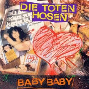 """Die Toten Hosen: Baby Baby (12"""") - Bild 1"""