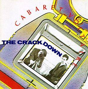 Cabaret Voltaire: Crackdown, The - Cover