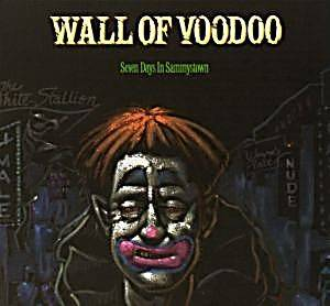Wall Of Voodoo: Seven Days In Sammystown - Cover