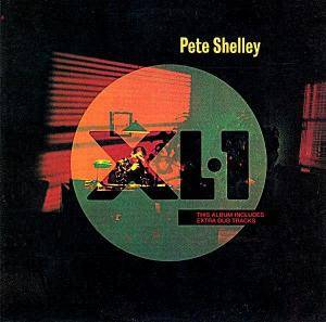 Cover - Pete Shelley: XL-1