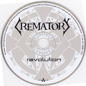 Crematory: Revolution (CD) - Bild 3