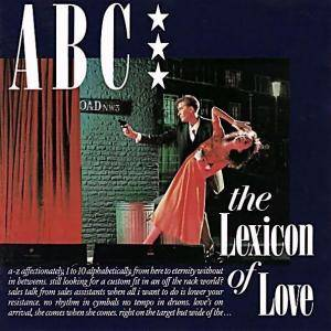 ABC: Lexicon Of Love, The - Cover