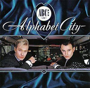 ABC: Alphabet City - Cover