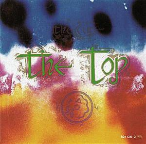 The Cure: Top, The - Cover