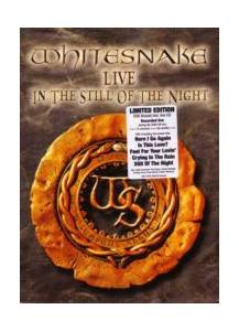 Whitesnake: Live In The Still Of The Night - Cover
