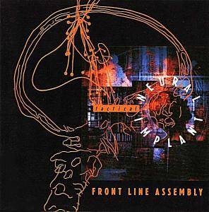 Cover - Front Line Assembly: Tactical Neural Implant