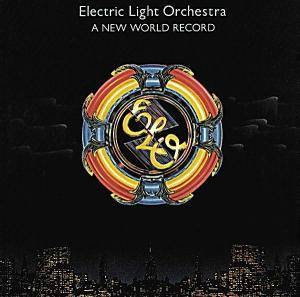 Cover - Electric Light Orchestra: New World Record, A